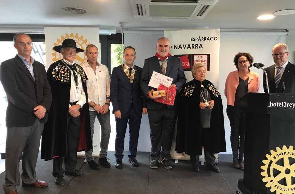 VII Cata Solidaria Del Espárrago De Navarra Club Rotario De Pamplona